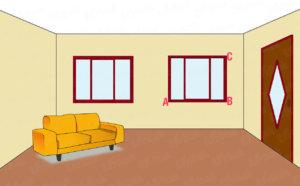 Квадратура комнаты