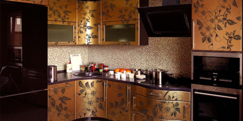 Обновление кухни с помощью пленки
