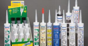 Виды силиконовых герметиков