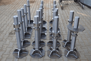 Домкраты винтовые строительные