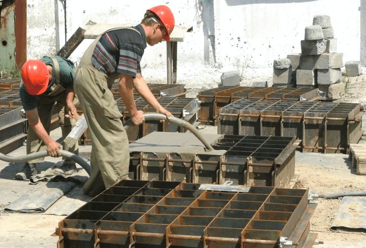 Изготовление пеноблоков в домашних условиях