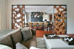 Как сделать перегородки в деревянном доме: советы от специалистов