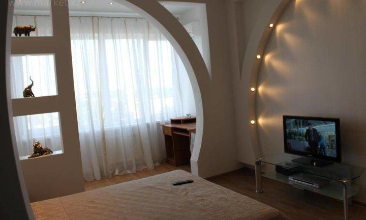 Квартира с балконом