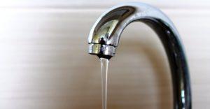 Слабый напор горячей воды