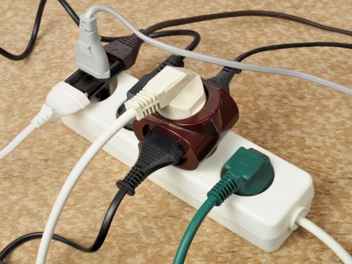 Кабель для подключения электроприборов