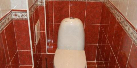 Ремонт в стандартном туалете