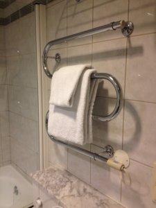 Перенос водяного полотенцесушителя