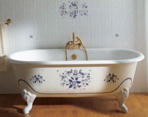 Акрил или чугун, ванна из какого материала прочнее, лучше сохраняет тепло