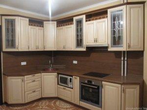 Фасады кухонной мебели из МДФ