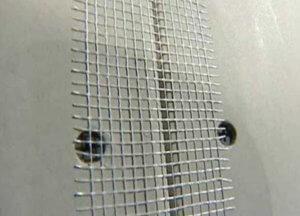 Применение серпянки при шпаклевке стыков