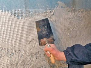 Смеси для выравнивания стен по плитку