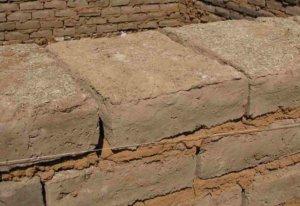 Крепление бойлера на саманную стену
