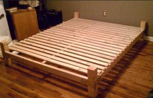 Делаем кровать сами