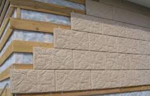 Фасадная плитка цементная
