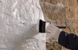 Первичное грунтование поверхности