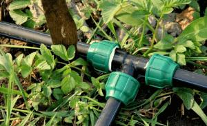 Пластиковые трубки для полива