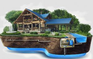Подача воды без перебоев