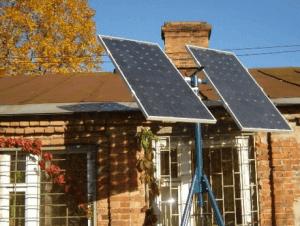 Солнечные батареи обеспечат необходимый запас энергии