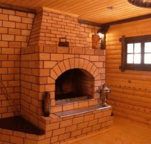 Печь - основной элемент в доме