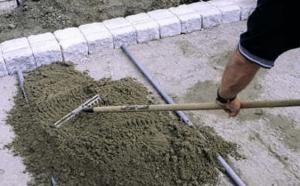 Устройство основания для плитки