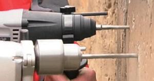 Ударная дрель или перфоратор