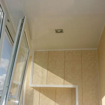 Качественная внутренняя отделка балкона своими руками видео