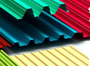 Цветовая подборка профнастила