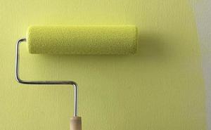 Для покраски стена должна быть идеально ровной