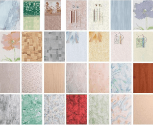 Цветовая гамма пластиковых панелей