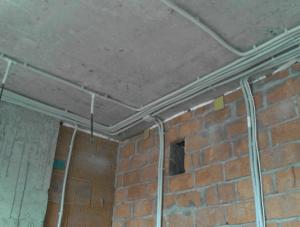 Электропроводка в новом доме
