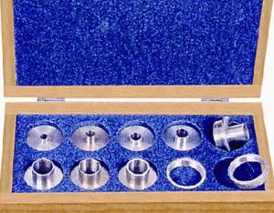 Копировальные кольца для фреза: предназначение, описание, подбор