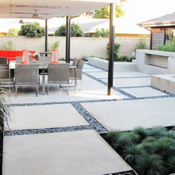 Как правильно бетонировать двор: выбор инструментов и материалов, особенности и советы