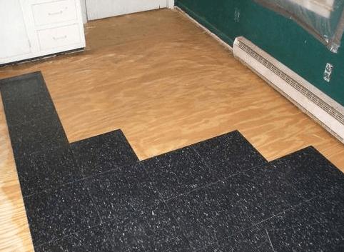 Укладка плитки на фанеру на пол пошаговая инструкция