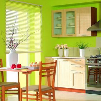 Краска для кухни моющаяся: по каким параметрам выбирать и как ухаживать за окрашенной поверхностью