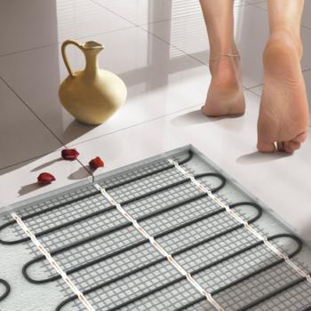 Как сделать теплый пол на балконе: расширяем зону комфорта в квартире