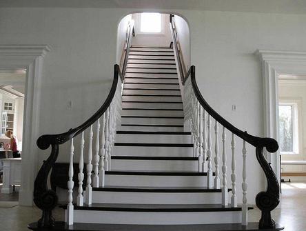 Делаем лестницу своими руками: как установить балясины и перила