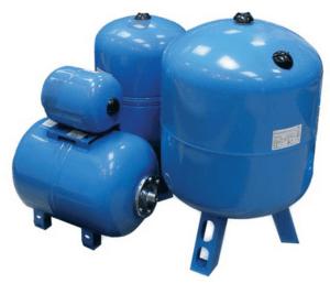 Мембранные баки для водоснабжения