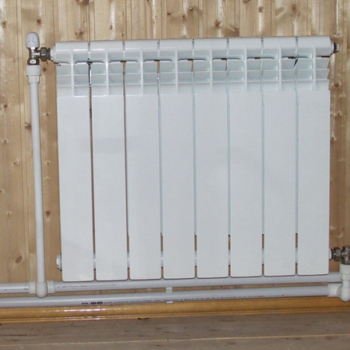Способы подключения радиаторов отопления в зависимости от жилого помещения и этажности
