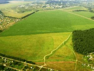 Различные категории земель