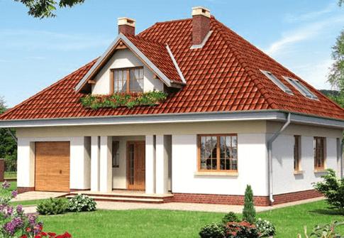 Устройство вальмовой крыши, особенности конструкции в зависимости от формы здания и назначения подкровельного пространства
