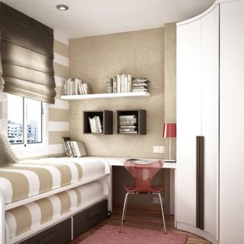 Как оформить маленькую комнату для родителей и ребенка, чтобы было комфортно и уютно