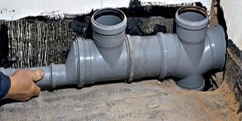 Полипропилен для внутренней канализации