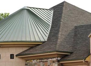 Комбинированная крыша