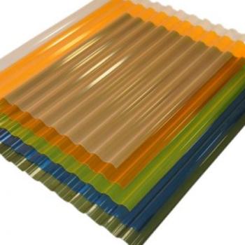 Стеклопластиковый шифер: информация о видах кровельного материала, и особенности его монтажа