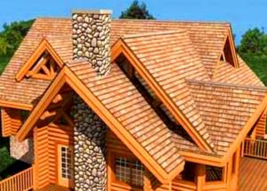 Сложная крыша