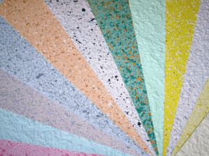 Цветовая палитра жидких обоев
