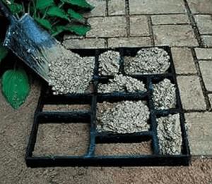 Формы для бордюров своими руками в ландшафтном дизайне: оформление газона, садовой дорожки