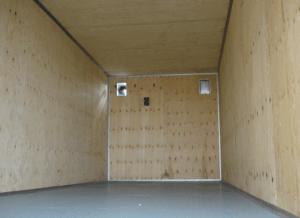 Выравнивание стен фанерой