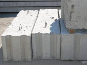 Железобетонные блоки для фундаментов