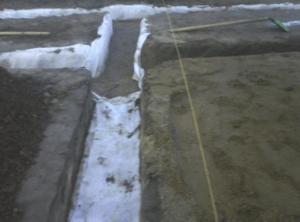 Геотекстиль предотвратит заиливание песка
